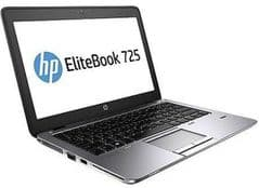 HP Elitebook 725 G2 AMD A8 1.9GHz Quad Core 500GB Webcam 12